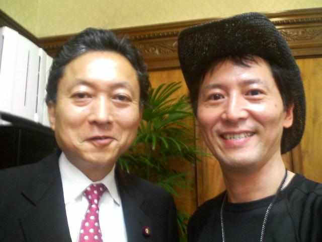 国会で鳩山幹事長